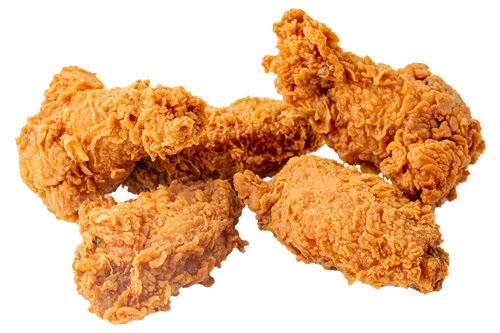 Chicken Hot Wings (5 Pieces)